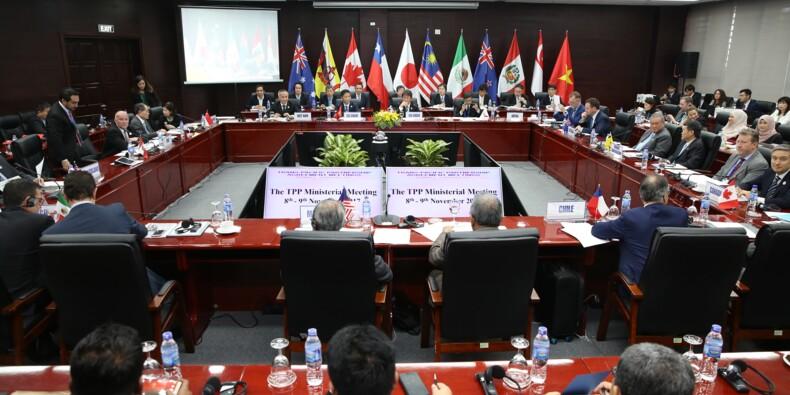 Asie-Pacifique: 11 pays font renaître le TPP sans Washington