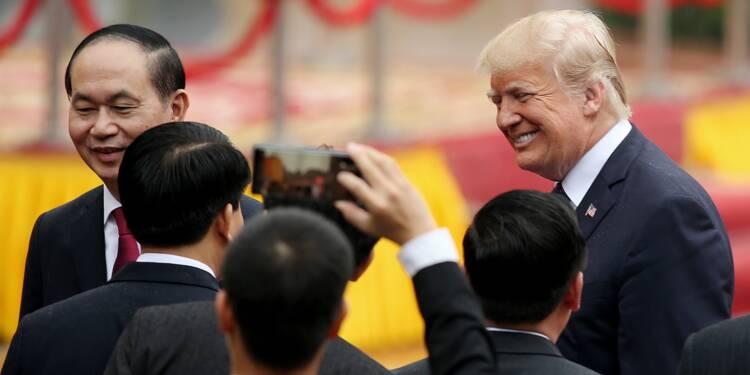 Trump se félicite des progrès sur la Corée du Nord, avec la Russie