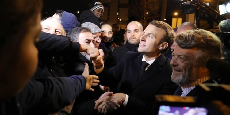 Macron dans le 93 et le Nord pour lancer sa politique de la ville