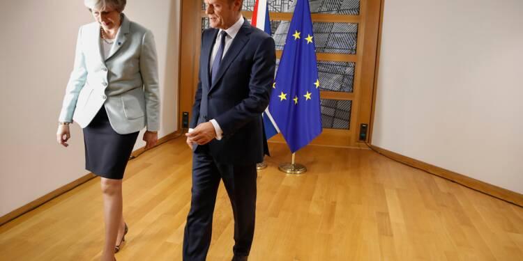 """Brexit: l'UE juge un accord """"possible"""" en décembre, même si c'est un """"défi énorme"""""""