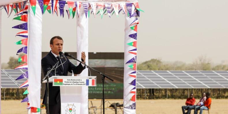 Burkina: inauguration de la plus grande centrale solaire d'Afrique de l'Ouest