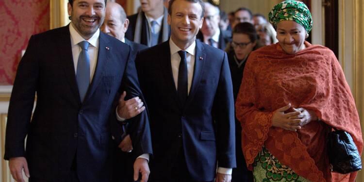 Macron et Tillerson veulent préserver le Liban des ingérences régionales