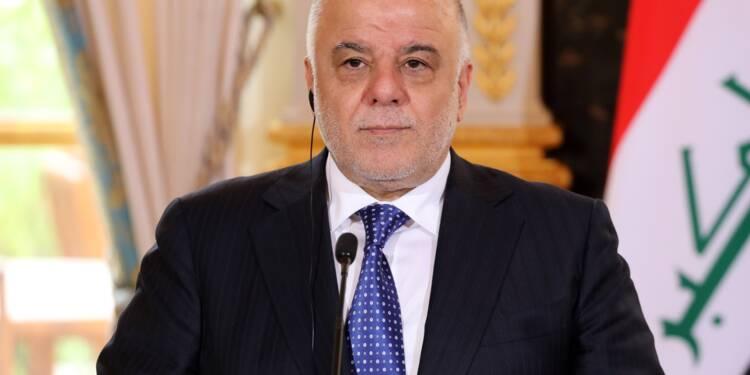 """Le Premier ministre annonce """"la fin de la guerre"""" contre l'EI en Irak"""