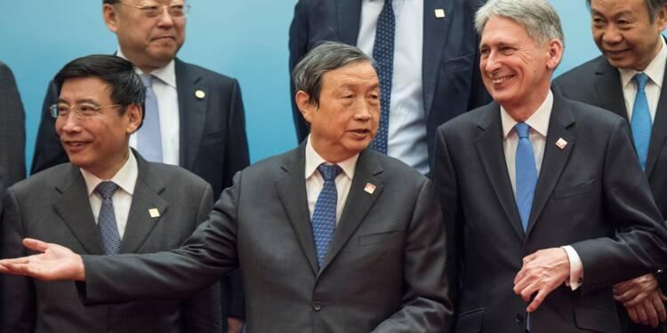 Brexit: Londres et Pékin veulent renforcer leurs liens