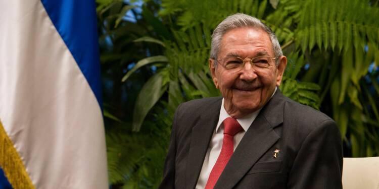 Cuba: Raul Castro cèdera la présidence en avril 2018