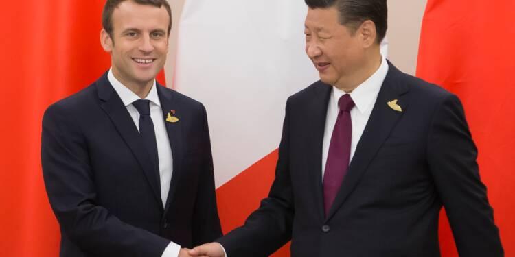 Emmanuel Macron en visite d'Etat en Chine du 8 au 10 janvier
