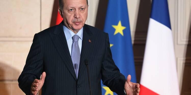 """Erdogan: la Turquie est """"fatiguée"""" d'attendre une éventuelle adhésion à l'UE"""
