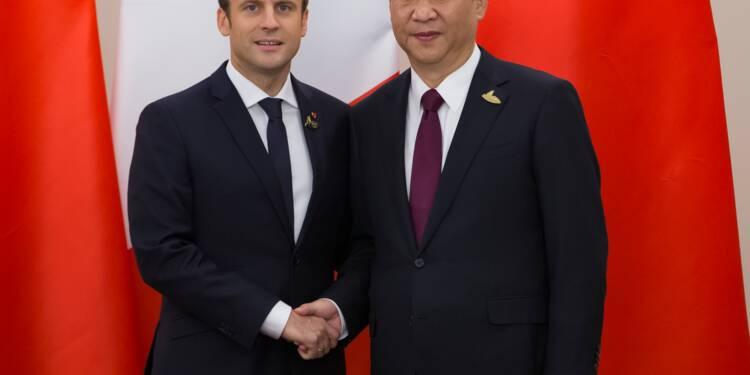 Macron et les divisions européennes face à l'expansionnisme chinois