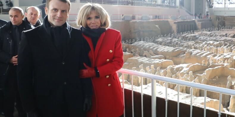Macron arrive en Chine par la route de la Soie