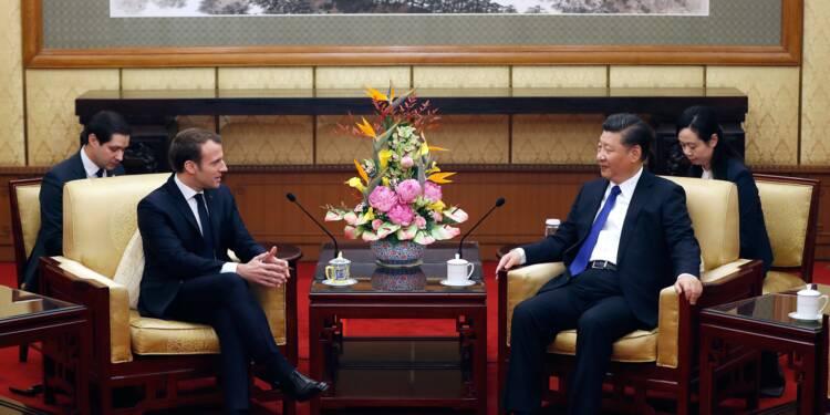 """Chine: les """"nouvelles routes de la Soie"""", grands projets semés d'embûches"""