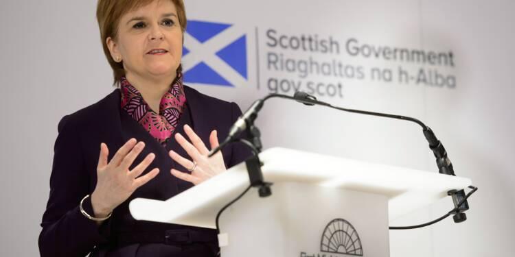 Le gouvernement écossais estime qu'un Brexit sans accord coûterait 8,5% de son PIB