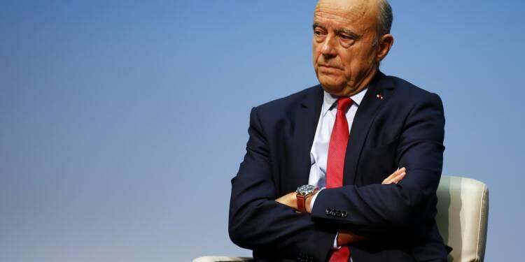 Alain Juppé dit qu'il ne paiera pas sa cotisation 2018 au parti LR