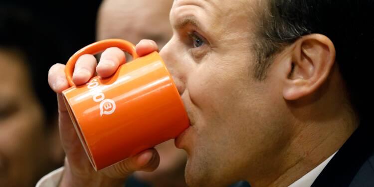 Près de 140 PDG étrangers lundi pour un sommet sur l'attractivité