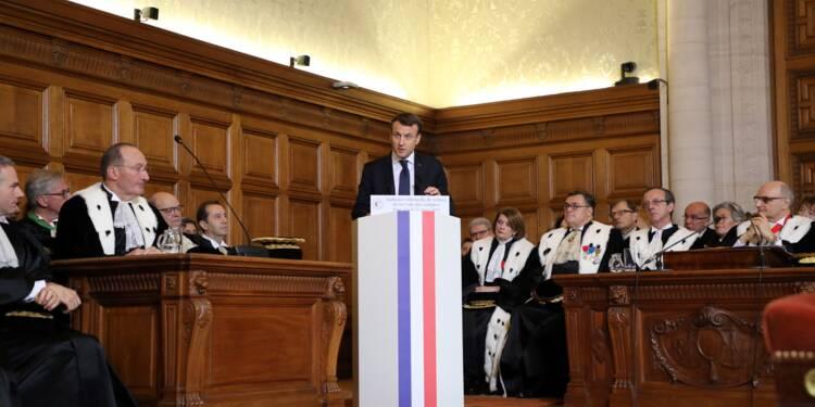 """La baisse du déficit public ne doit pas """"faire illusion"""" prévient la Cour des comptes"""
