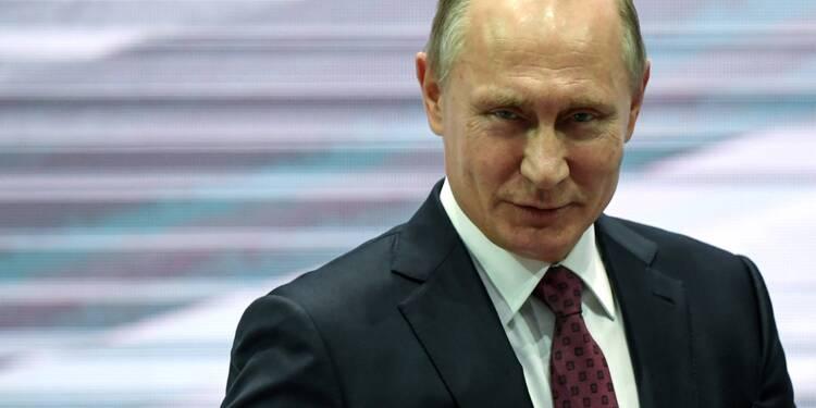 """Dopage: le lanceur d'alerte Rodtchenkov est un """"imbécile"""" qu'il faut """"mettre en prison"""", déclare Poutine"""