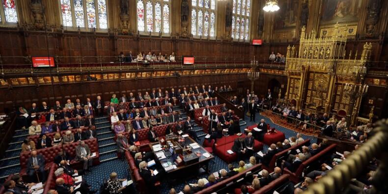 Royaume-Uni: les Lords entament l'examen du projet de loi de retrait de l'UE