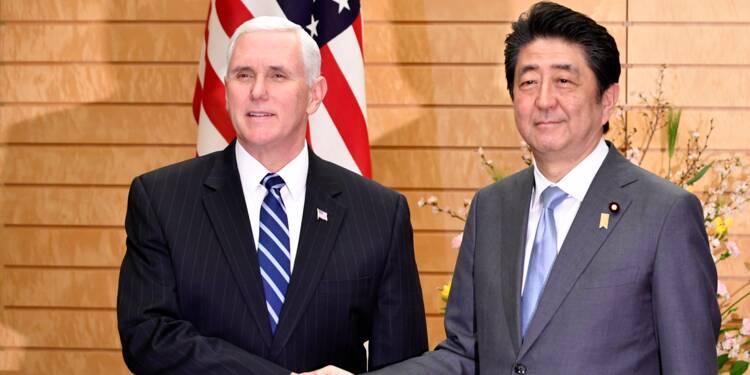 """Washington va dévoiler """"les sanctions les plus dures jamais prises"""" contre Pyongyang (Pence)"""