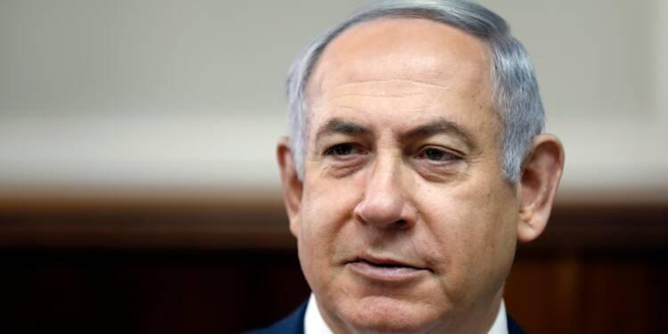 Netanyahu dit discuter avec les Américains d'annexion des colonies