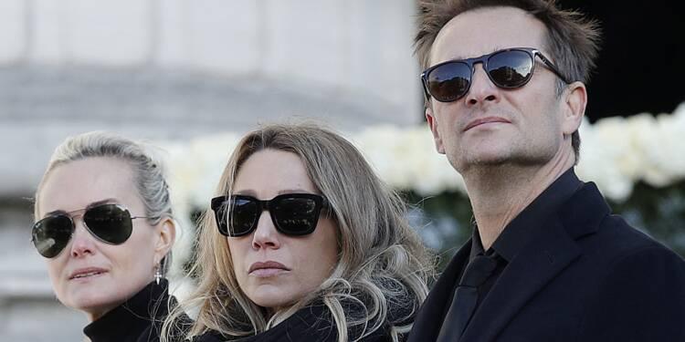 Laura Smet et David Hallyday veulent un droit de regard sur le disque posthume de Johnny