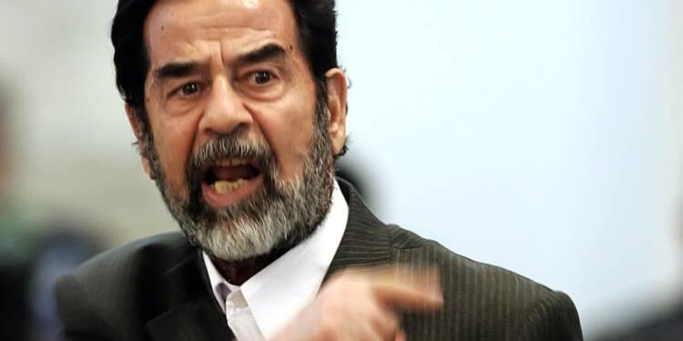 L'Irak ordonne la saisie des biens de Saddam Hussein et de 4.200 dignitaires de son régime