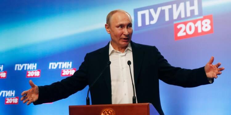 Russie: 5 défis économiques du quatrième mandat de Poutine