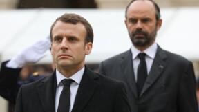 Macron s'est rendu aux obsèques de Mireille Knoll