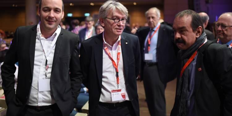 """Les leaders des cinq principaux syndicats feront """"le point"""" avant la journée CGT du 19 avril"""