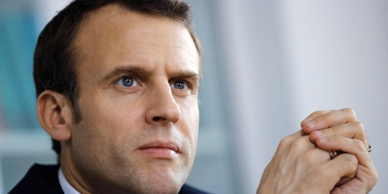 La fronde sociale pousse Macron à s'inviter jeudi au JT de 13h00 de TF1