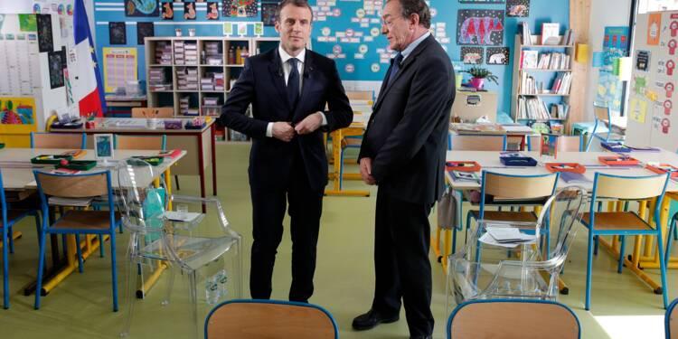 Après TF1, Macron poursuit son offensive médiatique ce week-end
