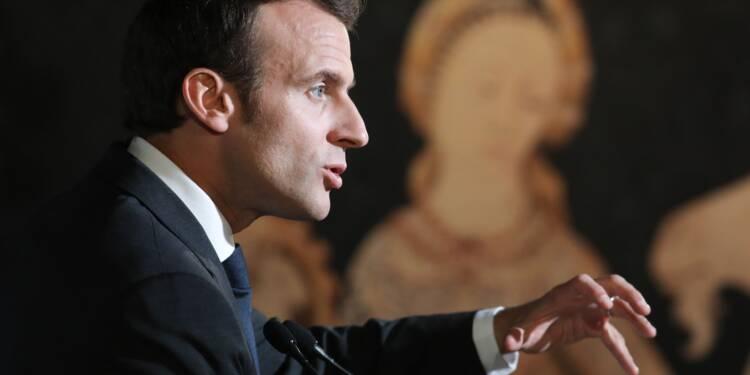 """Macron annonce la suppression de l'""""exit tax"""" et suscite la polémique"""