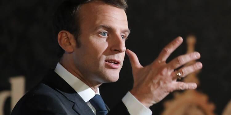 """Pas d'indulgence pour """"les tenants du désordre"""", dit Macron à Sydney"""