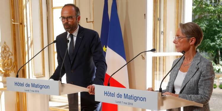 """SNCF: entre """"ouverture et fermeté"""", Philippe réinvite les syndicats fin mai"""