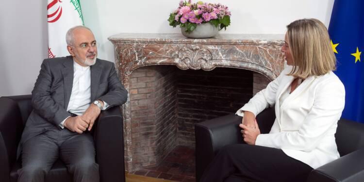 Les Européens et l'Iran s'engagent à sauver l'accord nucléaire