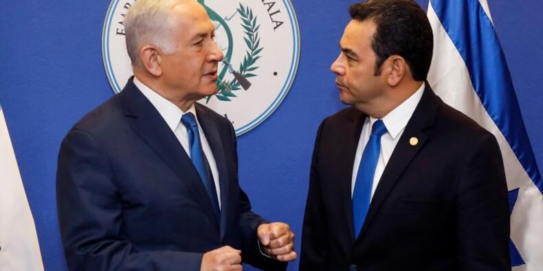 Israël: après les Etats-Unis, le Guatemala inaugure son ambassade à Jérusalem