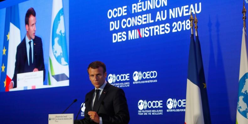 OCDE: les Etats-Unis ont bloqué la diffusion du communiqué final