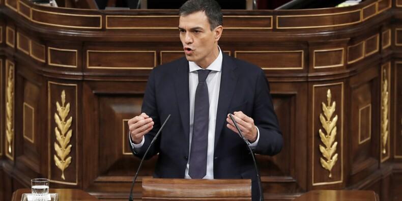 Sanchez prête serment pour gouverner l'Espagne