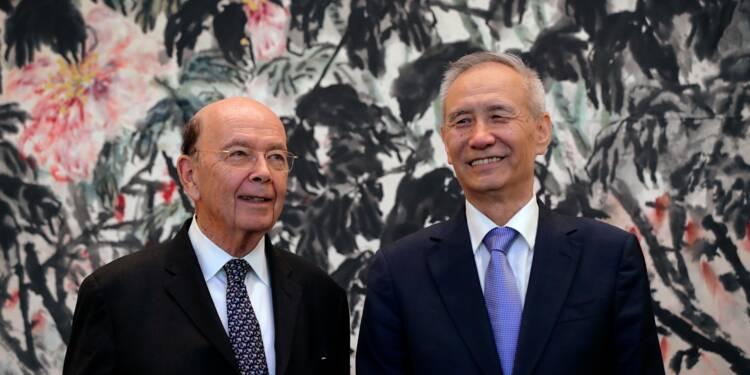 """Commerce Etats-Unis et Chine: Ross salue à Pékin des discussions """"amicales et franches"""""""