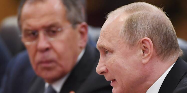 """Poutine et Porochenko discutent d'un """"échange des prisonniers"""""""