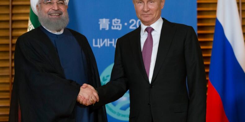 Sommet Chine, Russie et Iran sur fond de tensions avec les Etats-Unis