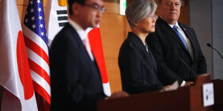 """Corée du Nord: les manoeuvres """"suspendues indéfiniment"""" sur la Péninsule"""