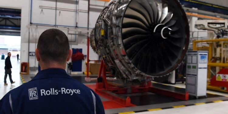 Rolls-Royce vend son activité marine civile pour se concentrer sur l'aéronautique