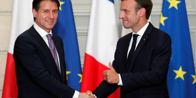 Crise migratoire : Paris et Rome demandent des centres européens dans les pays de départ
