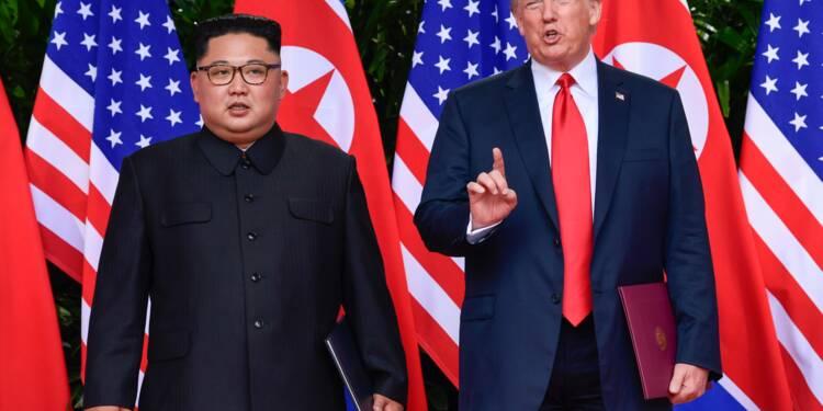 Malgré le sommet, la Corée du Nord reste une menace nucléaire selon Trump