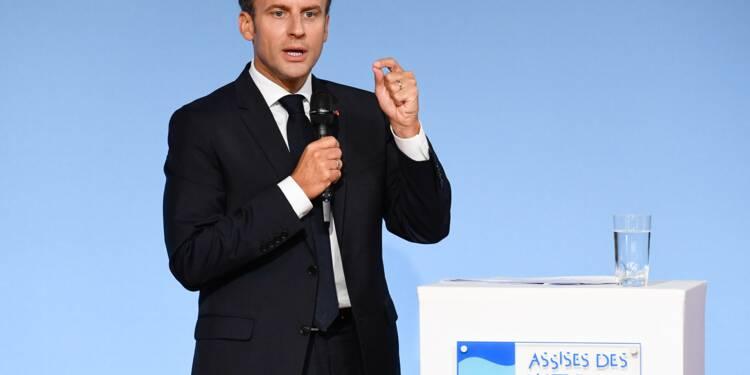 Emmanuel Macron présente ses priorités pour les Outre-mer