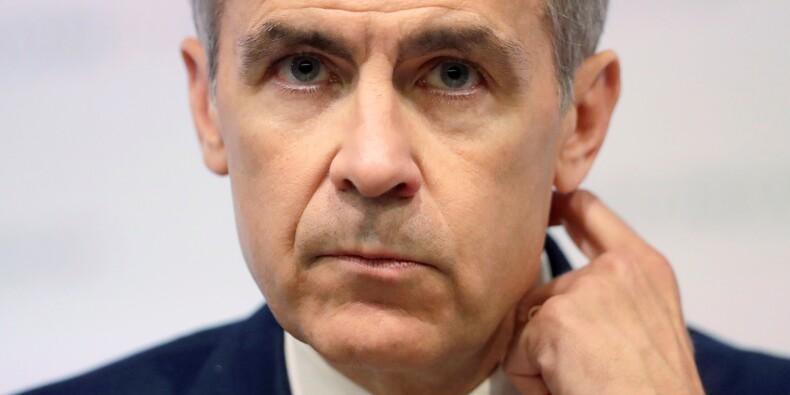 Une guerre commerciale coûterait cher à la croissance mondiale (BoE)
