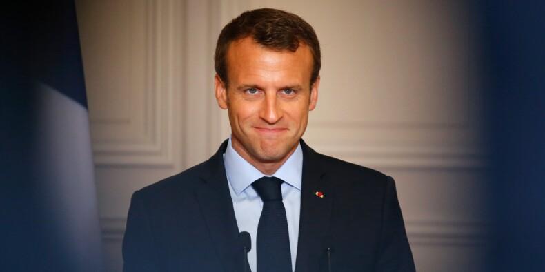 Social: Macron recevra syndicats et patronat le 17 juillet