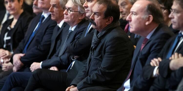 """Réunion """"exceptionnelle"""" des huit organisations patronales et syndicales mercredi"""