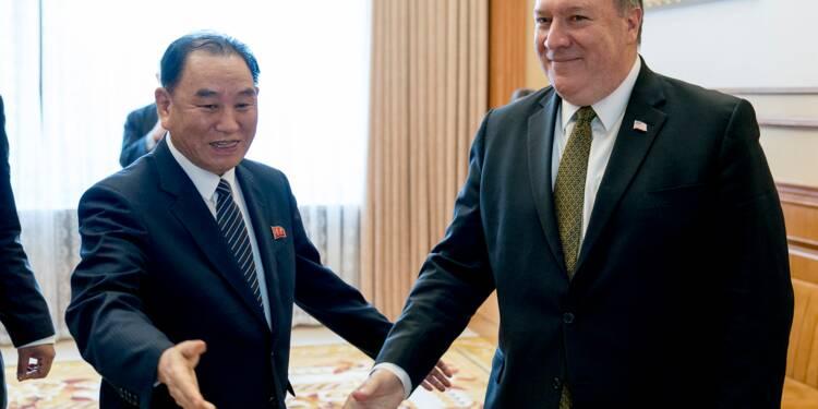 """Désarmement nucléaire: Pyongyang rejette les  méthodes de """"gangster"""" des Etats-Unis"""