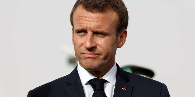 Face aux critiques, Macron va exposer son cap politique aux parlementaires
