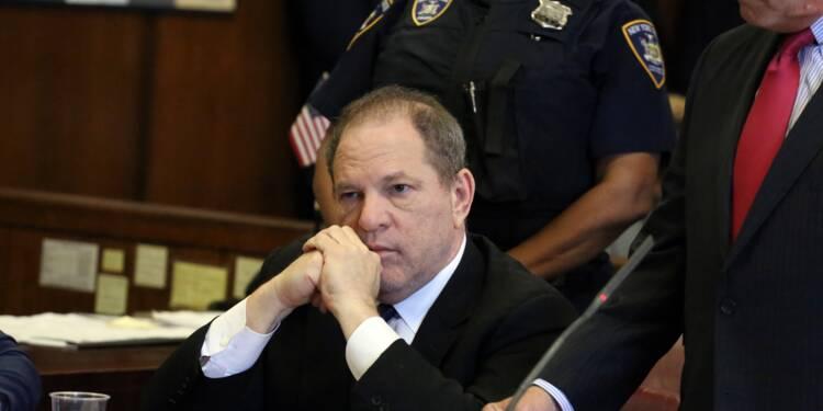 Agression sexuelle sur une 3e femme: Harvey Weinstein plaide non coupable
